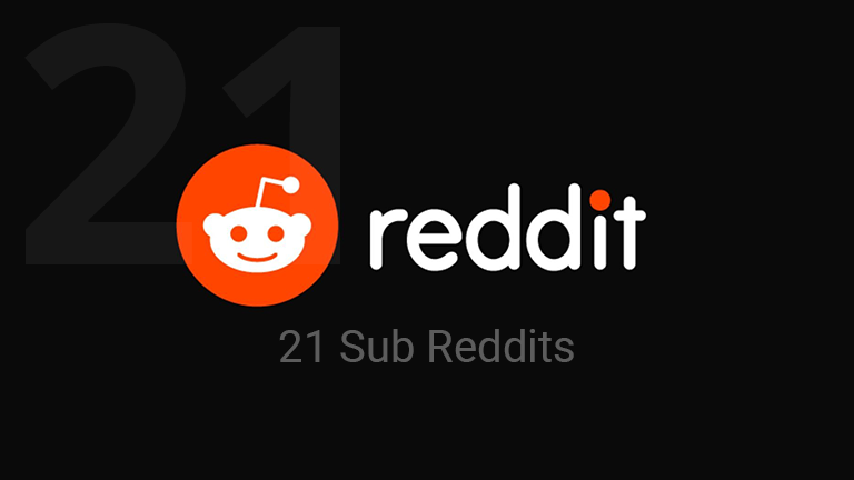 21 Sub Reddits that you can use to grow your business