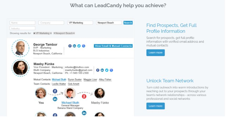 Lead Candy